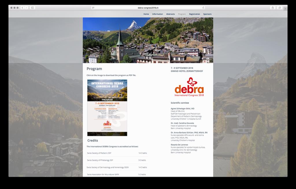 website-debra-congress